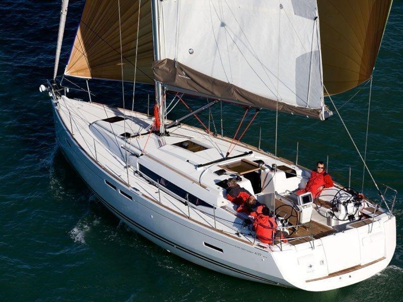 Sun Odyssey 439 (Vasco)  - 3