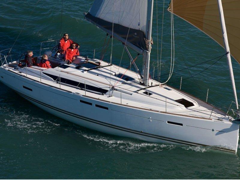 Sun Odyssey 439 (Vasco)  - 9