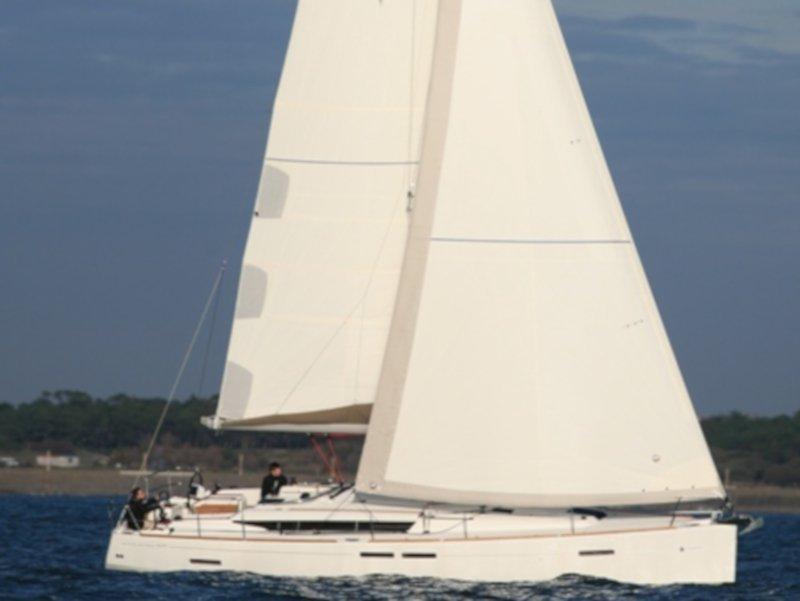 Sun Odyssey 439 (Vasco)  - 11