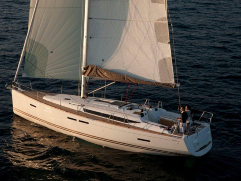 Sun Odyssey 439 (James)  - 15