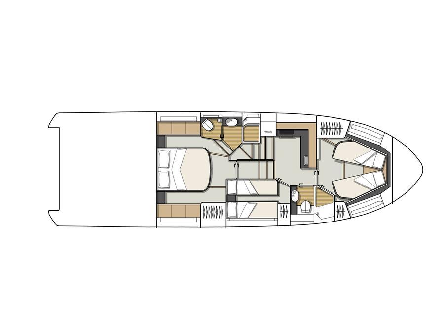 Gran Turismo 50 Fly (2018) (ADEL) Plan image - 15