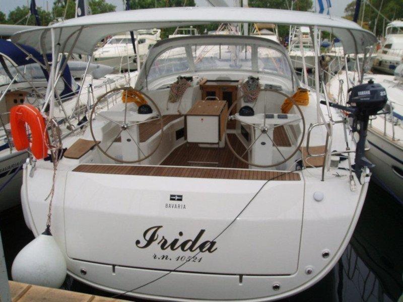 Bavaria 45 (Irida)  - 7