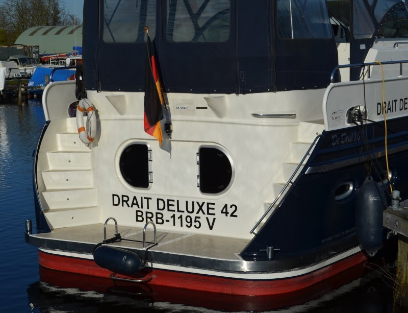 DeLuxe 42 (Drait 117)  - 2