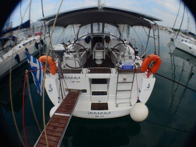 Oceanis 40 (ANASSA)  - 7
