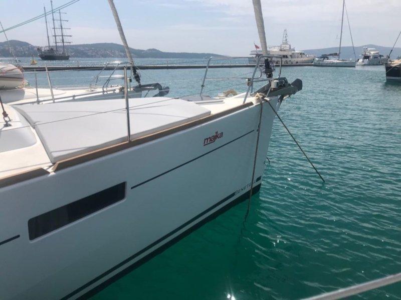 Oceanis 45 (Majka AC,generator,underwater light)  - 3