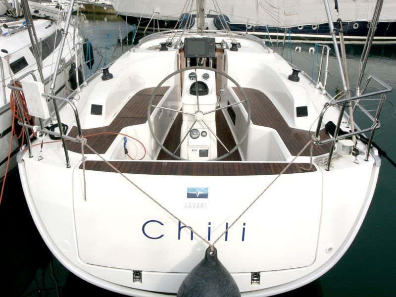 Bavaria Cruiser 33 (Chili)  - 5