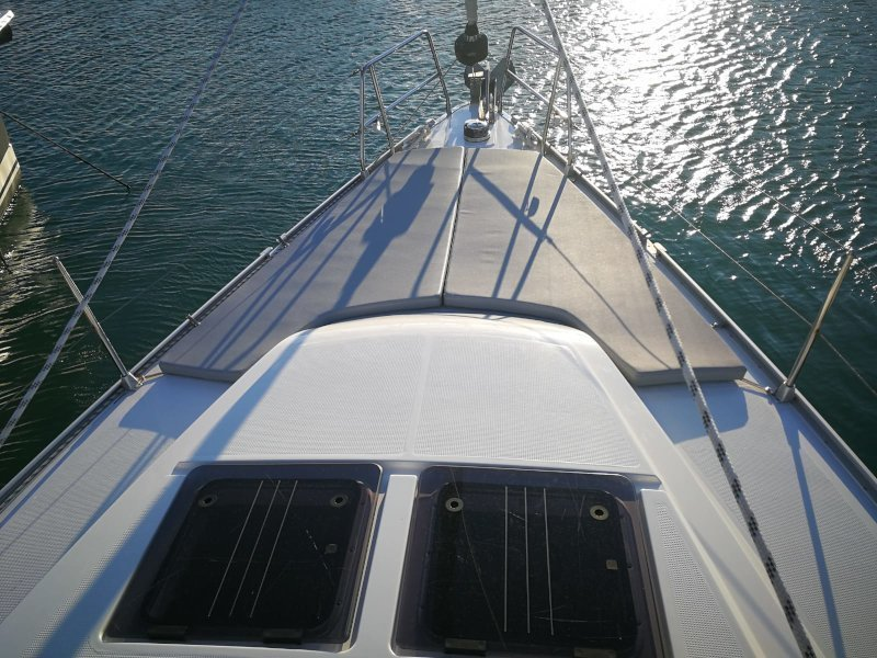 Bavaria 46 Cruiser (Adriana7 AC shore power, underwater light)  - 6
