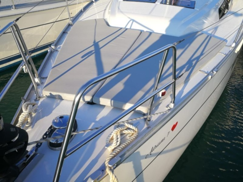 Bavaria 46 Cruiser (Adriana7 AC shore power, underwater light)  - 5