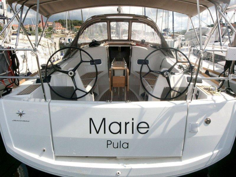 Sun Odyssey 349 (Marie)  - 1