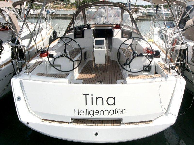 Sun Odyssey 389 (Tina) Heck - 14