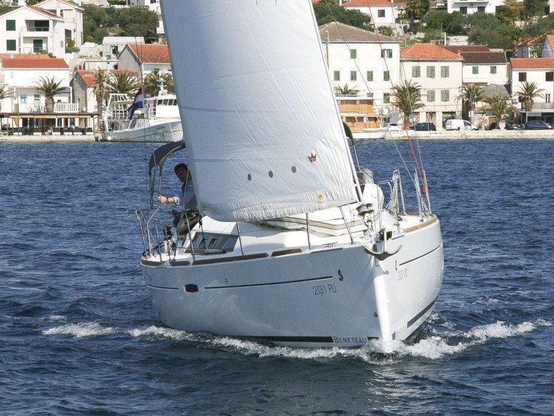Oceanis 34 (Ali)  - 5