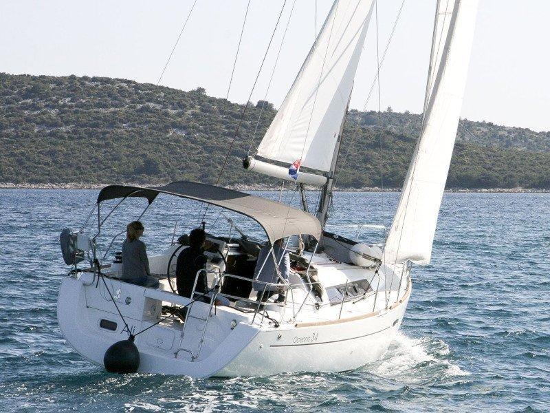 Oceanis 34 (Ali)  - 3