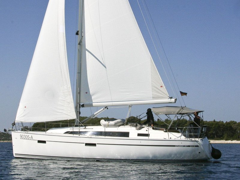 Bavaria Cruiser 37 - 2 cab (Swing)  - 8