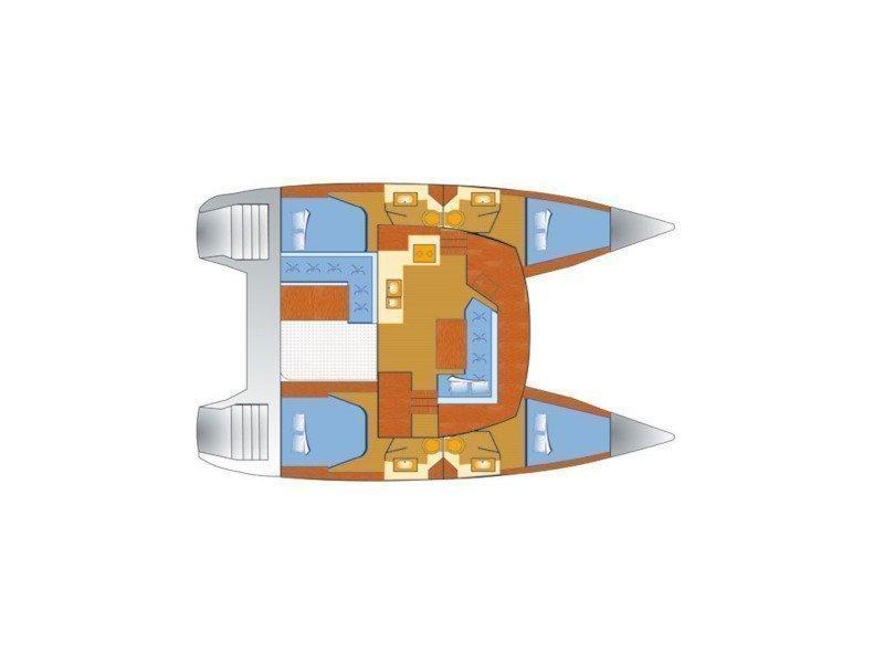 Lucia 40 (Leon) Plan image - 1