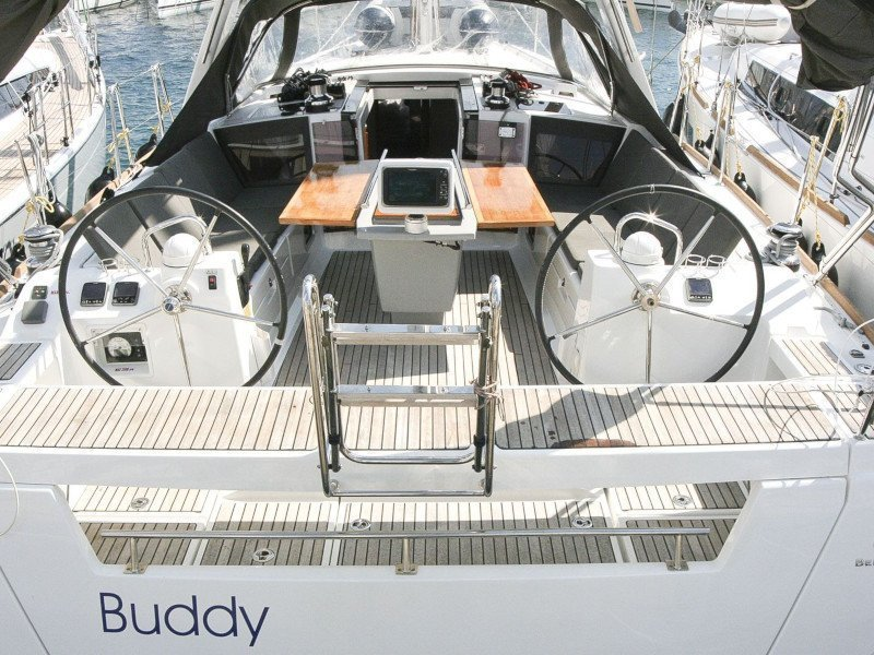 Oceanis 41 (Buddy)  - 2