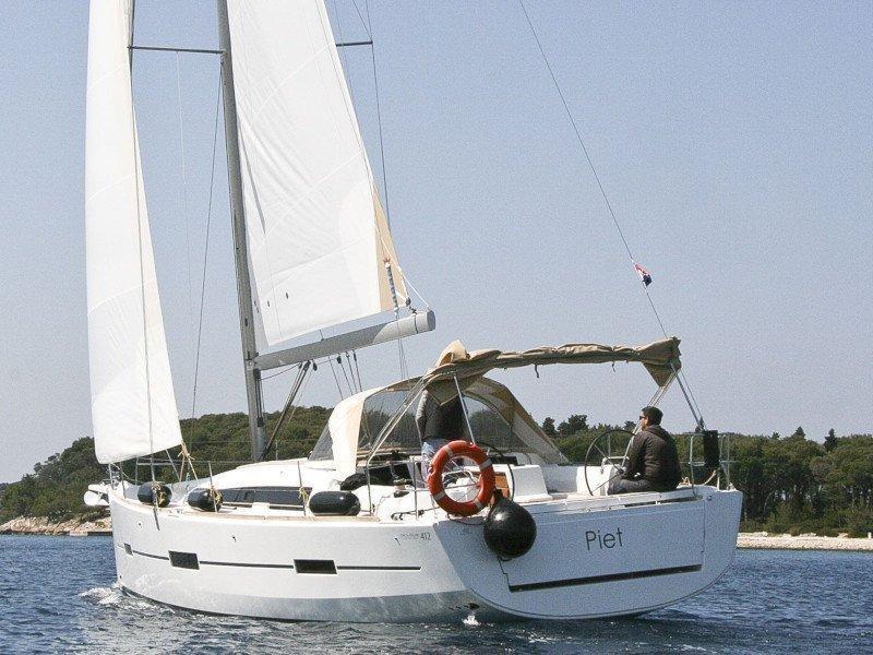 Dufour 412 Grand large (Piet)  - 1
