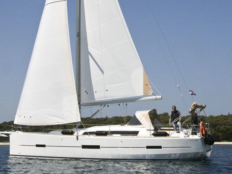 Dufour 412 Grand large (Piet)  - 4