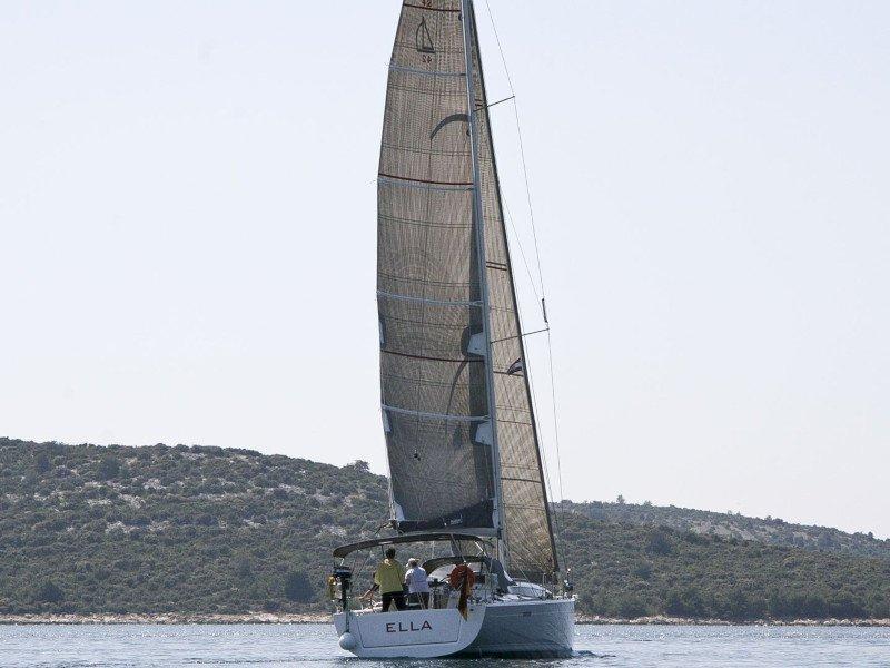 Dehler 42 (Ella)  - 6