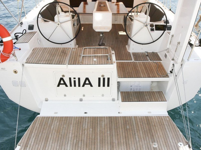 Dufour 460 Grand Large (Alila III)  - 4