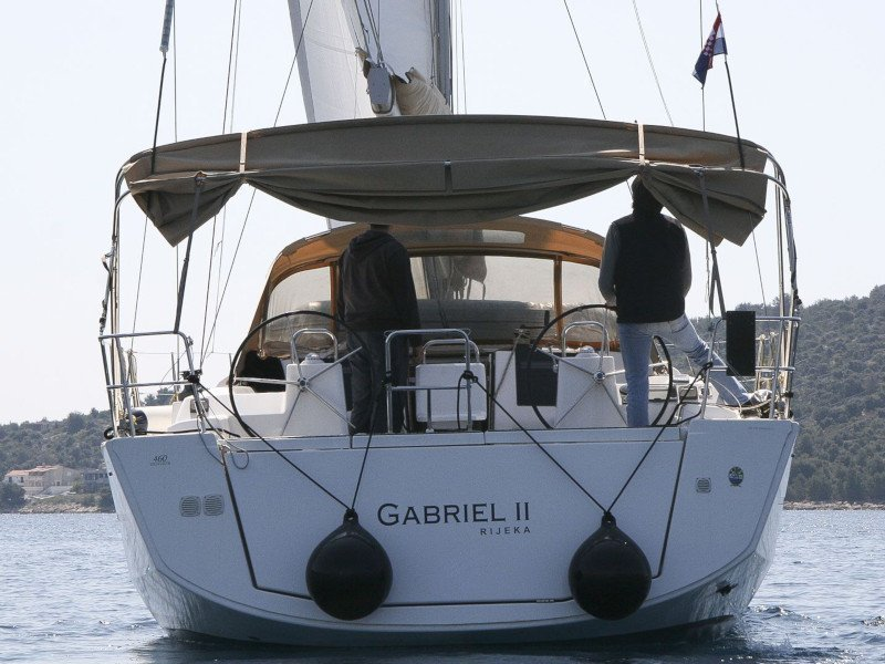 Dufour 460 Grand Large (Gabriel II)  - 6