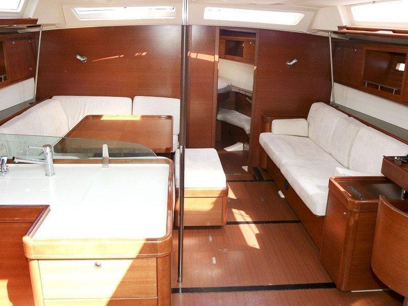 Dufour 485 Grand Large (Great Pleasure) Interior image - 2