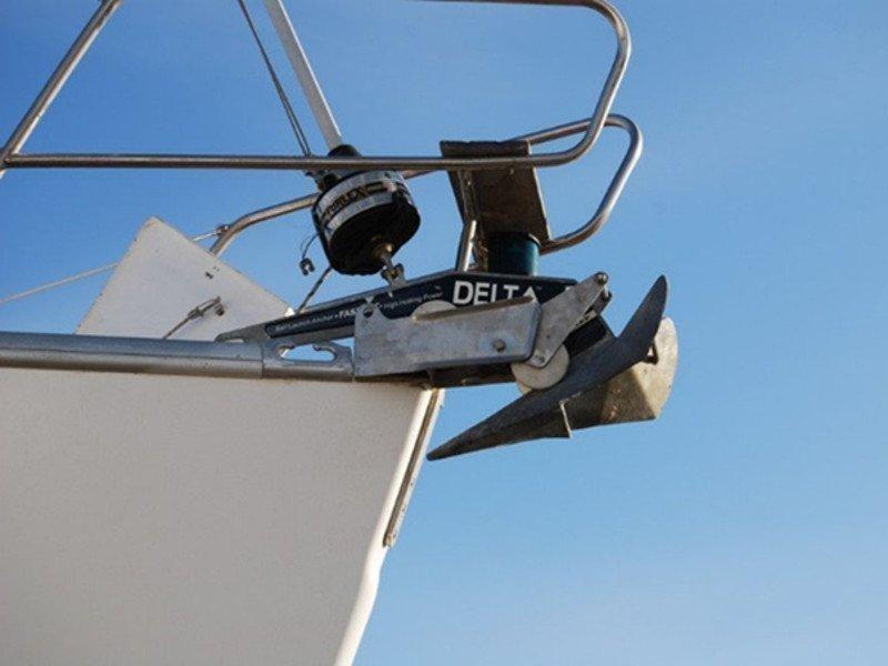 Bavaria 36 (Ankereva) Delta Anchor - 6