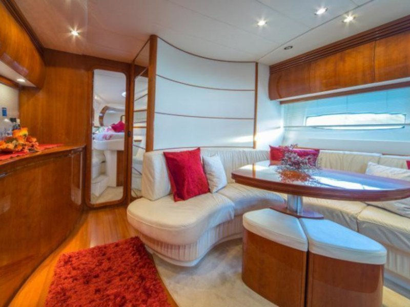 Pershing 46 (Karla Jane) Interior image - 7