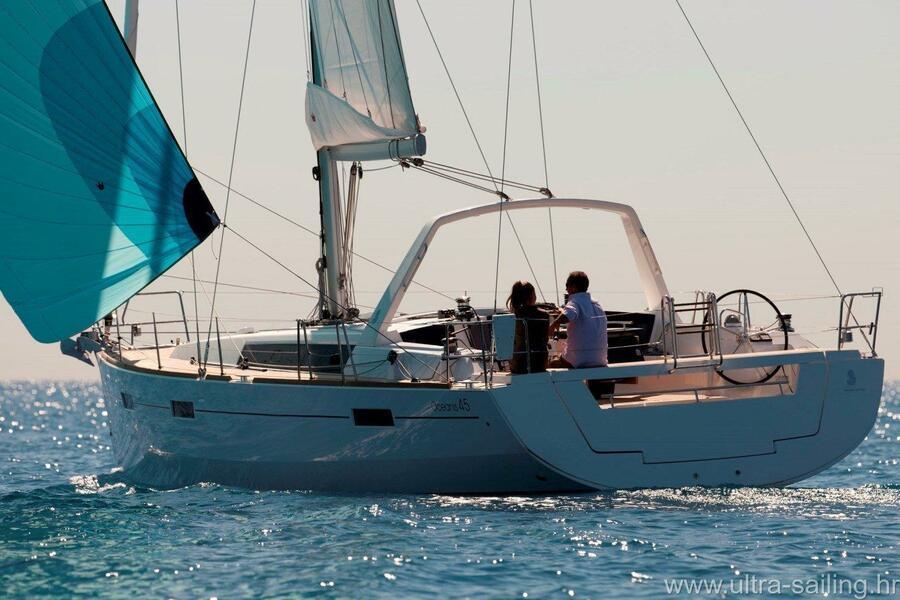 Oceanis 45 (PARIJA)  - 4