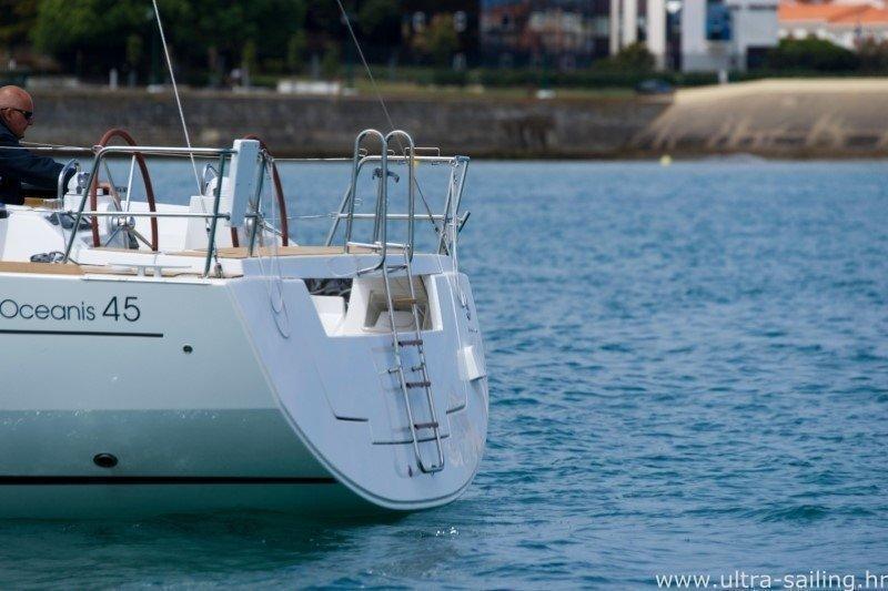 Oceanis 45 (PARIJA)  - 3