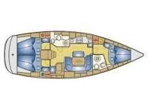 Bavaria 39 Cruiser (Rubycoon) Plan image - 8