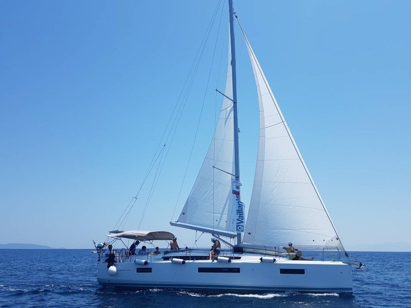 Sun Odyssey 440 (Celene)  - 10