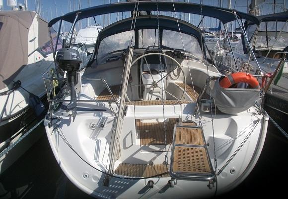 Bavaria 39 Cruiser (Rubycoon)  - 2