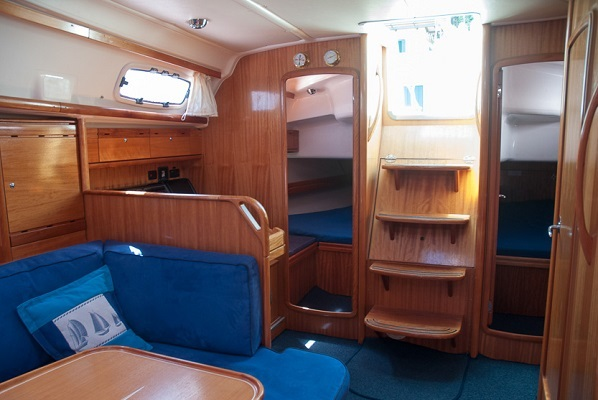 Bavaria 39 Cruiser (Rubycoon)  - 9