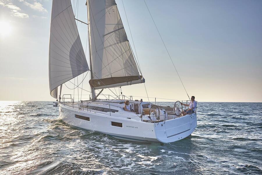 Sun Odyssey 410 (Spavalda)  - 7