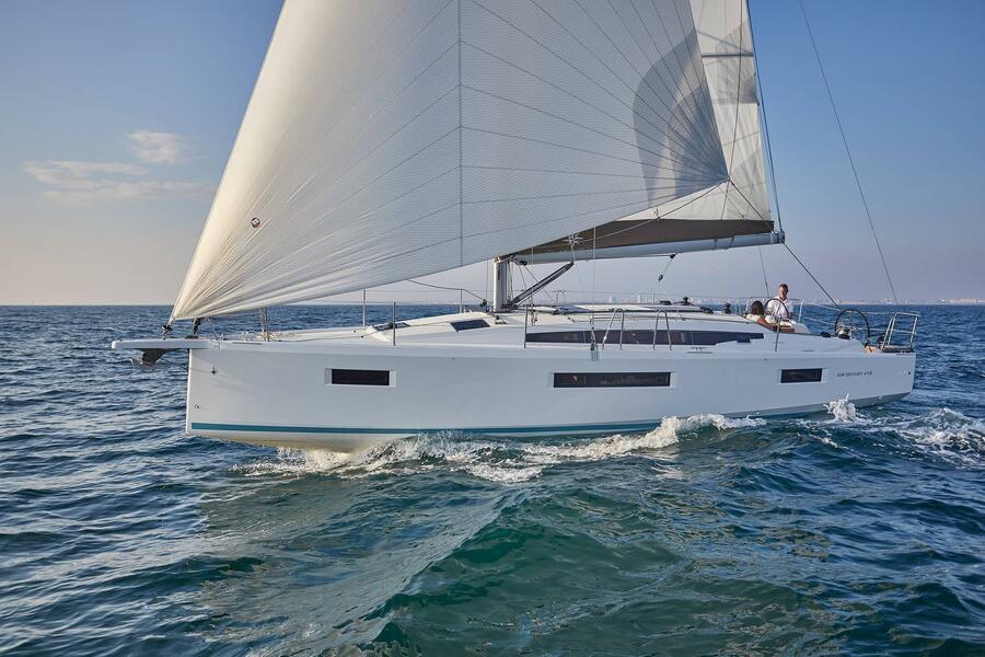 Sun Odyssey 410 (Spavalda)  - 10