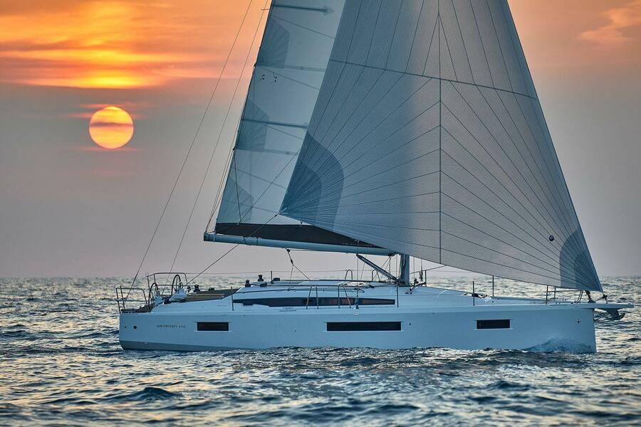 Sun Odyssey 410 (Spavalda)  - 5