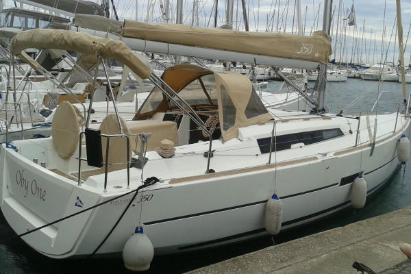 Dufour 350 Grand Large (Oby One)  - 6