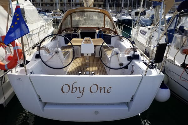 Dufour 350 Grand Large (Oby One)  - 9