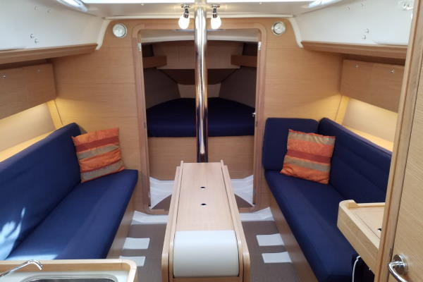 Dufour 350 Grand Large (Oby One) Interior image - 7