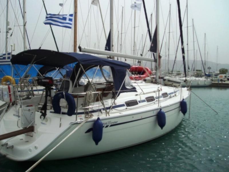 Bavaria 33 Cruiser (Konstantinos)  - 3