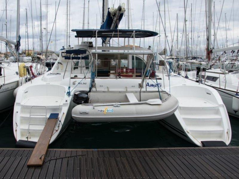 Lagoon 380 S2 (Ameli) Main image - 0