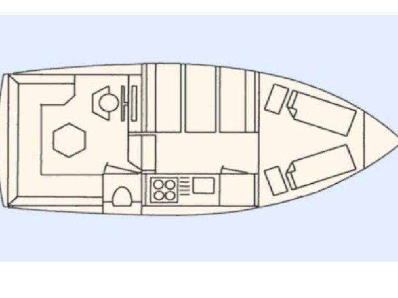 Valkkruiser sport 850 (Borealis) Plan image - 11