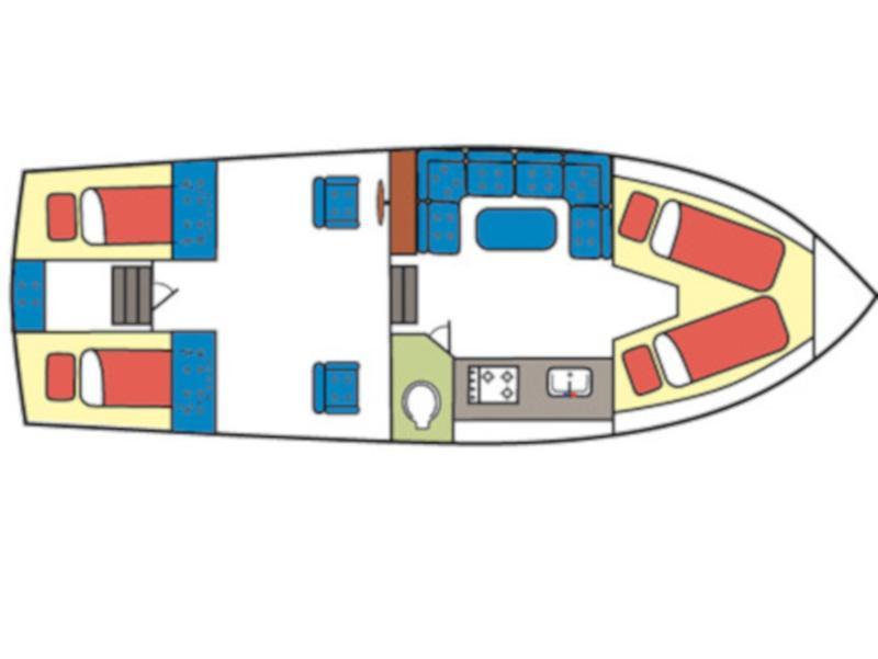 Courtevenne 830 AK (Polaris) Plan image - 9