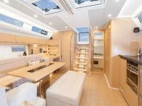 Hanse 508 (Golden Box) Interior image - 4