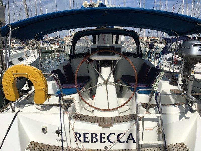 Sun Odyssey 36i (Rebecca) Main image - 0