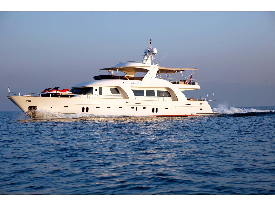 Motoryacht Azmim (Azmim) Main image - 0