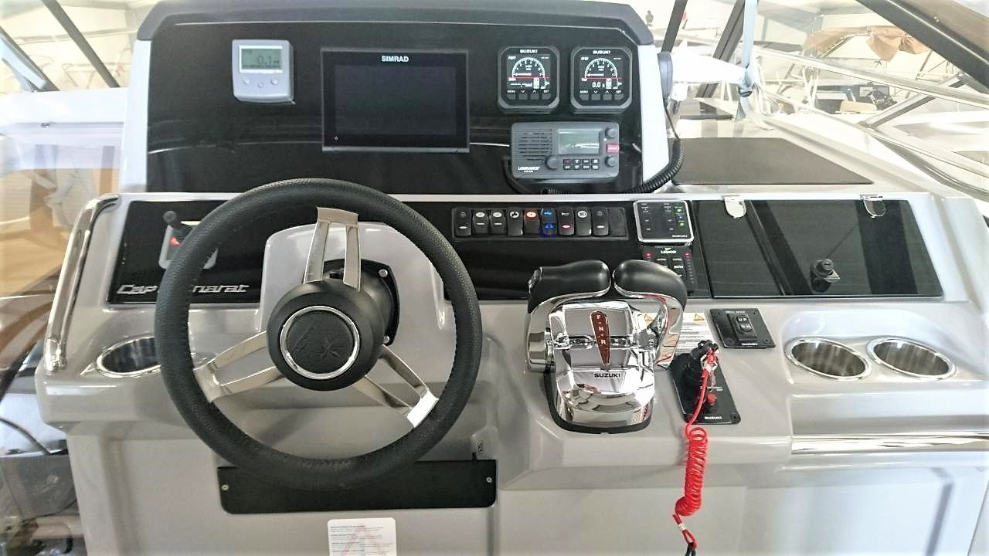 Jeanneau Cap Camarat 10.5 WA (Jeanneau Cap Camarat 10.5 WA) steering instr - 32