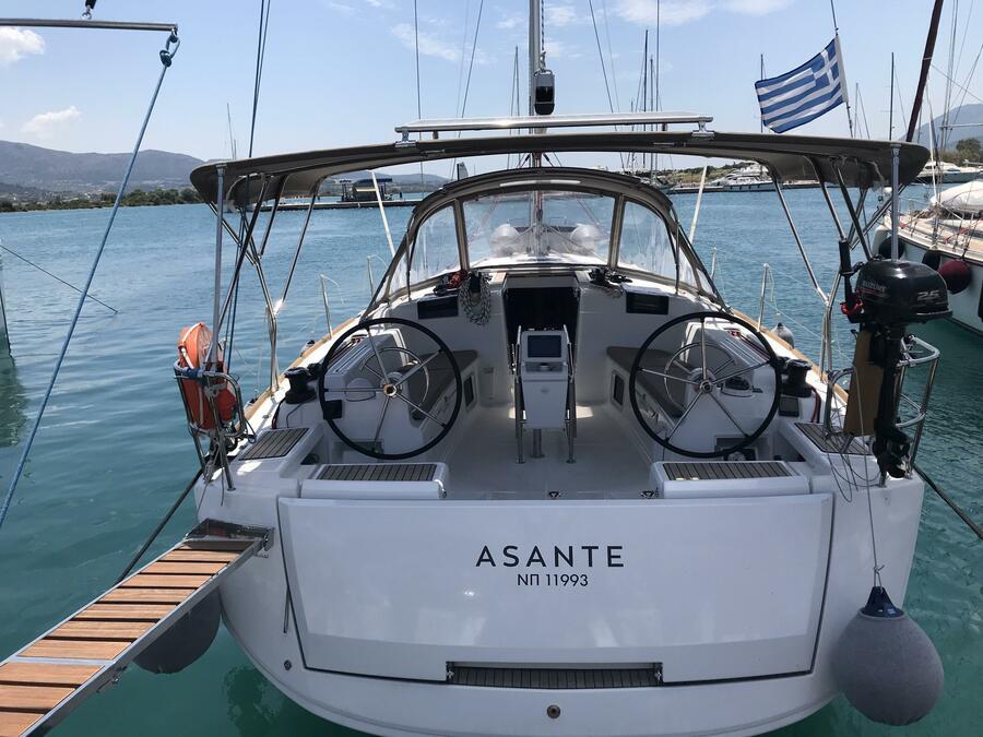 Sun Odyssey 449 (Asante)  - 17