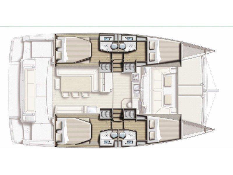Bali 4.1 (Sea Lounge) Plan image - 8