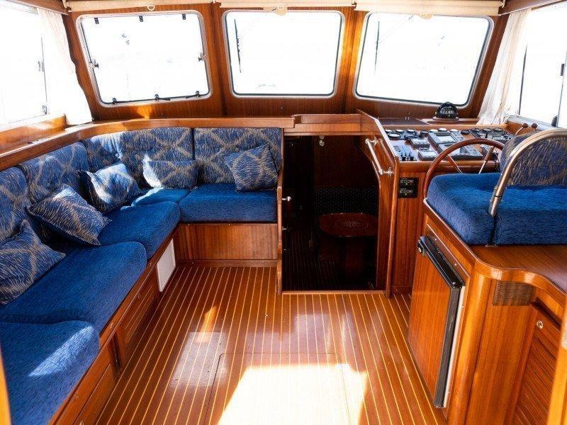 Menorquin 160 (Buccara X) Interior image - 5